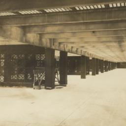 7. View of exit concourse l...