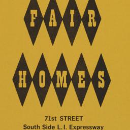 Queens Fair Homes, 71 Stree...