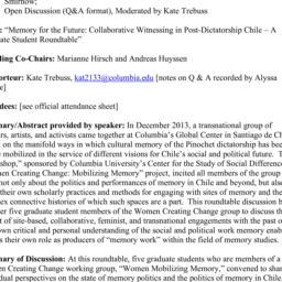 Minutes, 2014-03-10. Cultur...