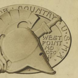 [West Point, stone work seal]