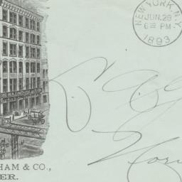 W. A. Bingham & Co. Envelope