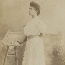 Sister of Irene Louise Hort...