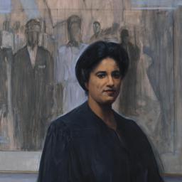 Portrait of Constance Baker...