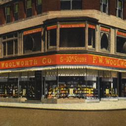 F.W. Woolworth Co 5 and 10 ...