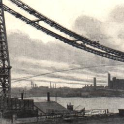 New East River Bridge. Inco...