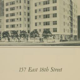 157 E. 18 Street