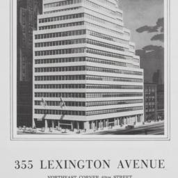 355 Lexington Avenue