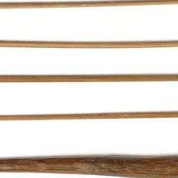 Six Rods For Wayang Golek R...