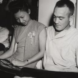 American Soldier And Chines...