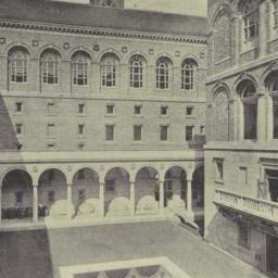 The     Boston Library--Int...