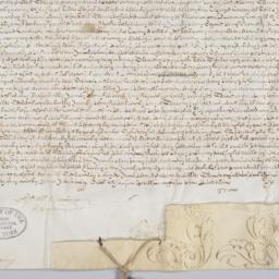 [Papal bull from Pope Innoc...
