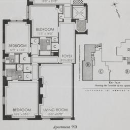 1220 Park Avenue, Apartment 9d