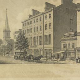City Hotel, Trinity & Grace...