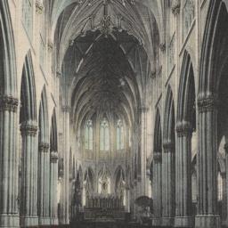 Interior of St. Patrick, Ca...