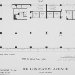 641 Lexington Avenue, 17th ...