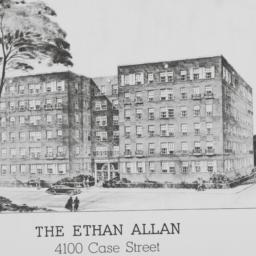 The     Ethan Allen, 4100 C...