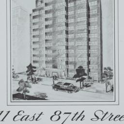 11 E. 87 Street