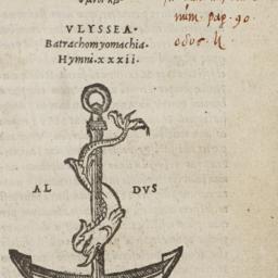 Homērou Ilias ; [Odysseia ...