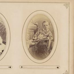 Two Images in Ovals: Uniden...