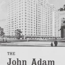 The     John Adam, 101 W. 1...