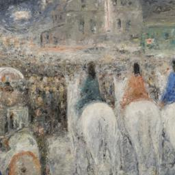 Coney Island (Three Horses)