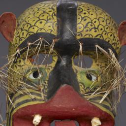 Carnival Mask (miniature Or...