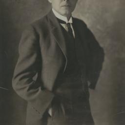 Portrait of Béla Bartók