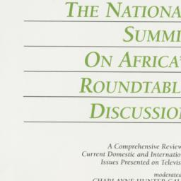The     National Summit on ...