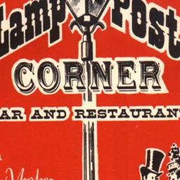 Lamp Post Corner Bar and Re...