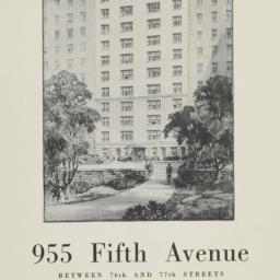 955 Fifth Avenue