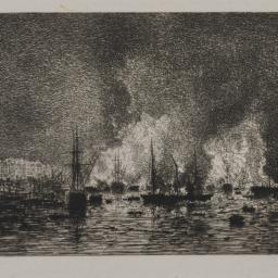 Conflagration in the Port o...