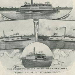The     Ferryboats Plying B...