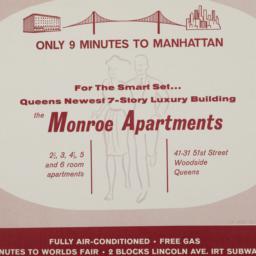 Monroe Apartments, 41-31 51...