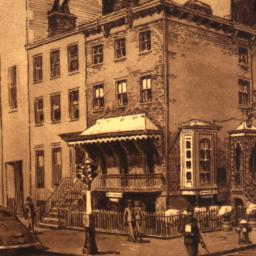 Historic Washington Irving ...