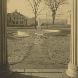 Abbey Statue
