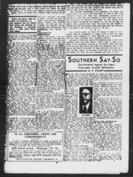 Article by J.A. Rogers from THE PITTSBURGH COURIER reacting to the derision of his work in AN AMERICAN DILEMMA