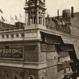 The     Hippodrome, New York