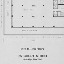 55 Court Street, 15th To 18...