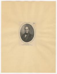 Nathaniel F. Moore, LLD Eighth President of Columbia College 1842-1849