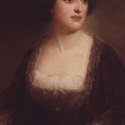 Portrait of Lillie Devereux...