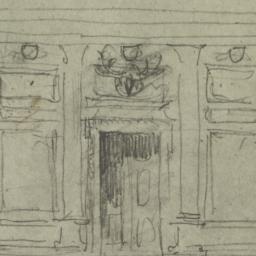 [Interior elevation]