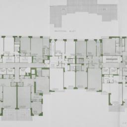 2 Fifth Avenue, Plan Of Pen...