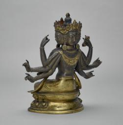 Yellow Tara, Left 3/4, back