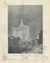 Design for the City Hall, New York.--Messrs. McKim, Mead & White, Architects