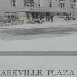 Parkville Plaza, 777 Foster...