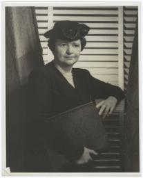 Frances Perkins with Portfolio