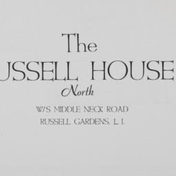 The     Russell House North...
