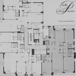 650 Park Avenue, Plan Of 17...
