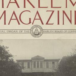 Harlem Magazine : Vol. 1. N...