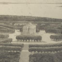 [Aerial view of Lincoln Mem...